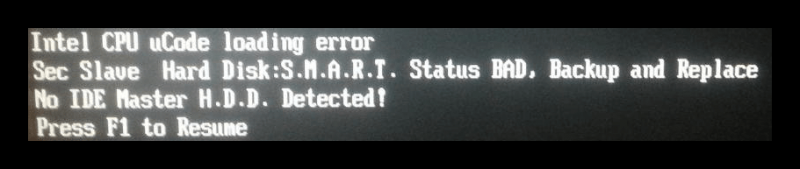 Процессор не работает на полную мощность